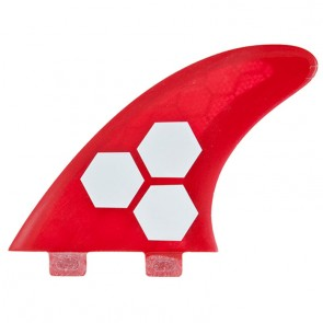 Channel Islands Fins - Tech 1 Large - Red
