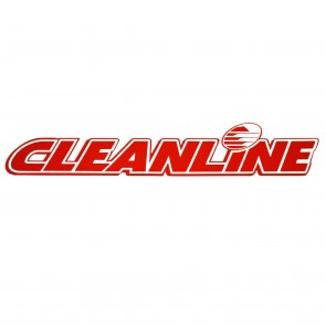 Cleanline Surf Logo Die Cut Sticker