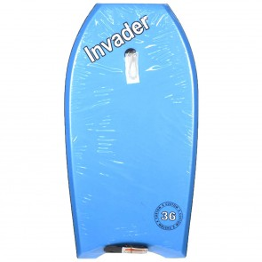 Custom X Invader Body Board - 36'' - Light Blue