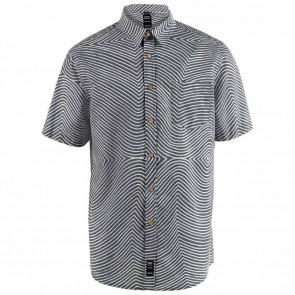Depactus Leeward Short Sleeve Shirt - Blue Print