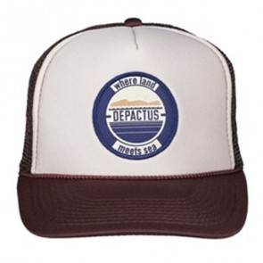 Depactus LMS Trucker Hat - Brown