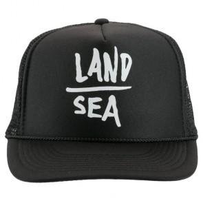 Depactus Land/Sea Trucker Hat - Black