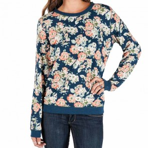 Element Women's Symphony Sweatshirt - Navy