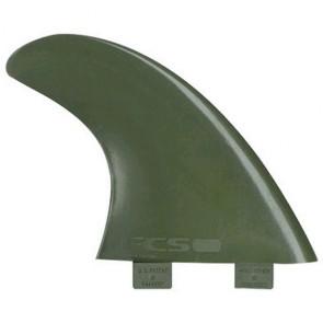 FCS Fins - M5 Green Flex - Green