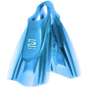 FCS Hydro Tech 2 Swim Fins - Blue Ice