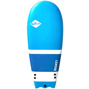 Softech Surfboards - 56'' Rocket Softboard - Sky Blue