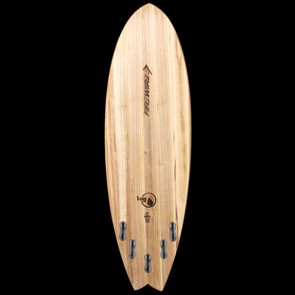 Firewire Surfboards - Mayhem Round Nose Fish TimberTek