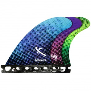 Futures Fins Lost Grom - Tri Color