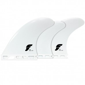 Futures Fins F6 Tri-Quad Thermotech - White