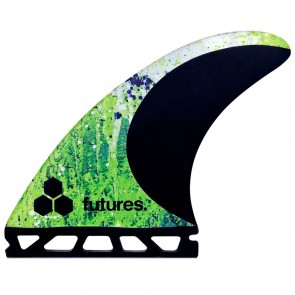 Futures Fins - AM1 V2 Blackstix 2.0 - Limited Edition Art Wrap