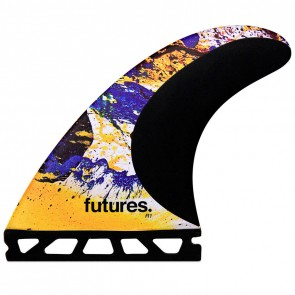 Futures Fins - R1 V2 Blackstix 2.0 - Limited Edition Art Wrap