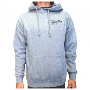 Cleanline Eagle Hoodie - Light Grey