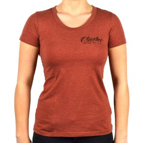 Cleanline Women's Eagle Scoop Top - Clay