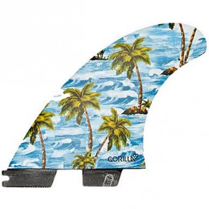Gorilla Sloth Palm Trend Shank Fins - FCS II