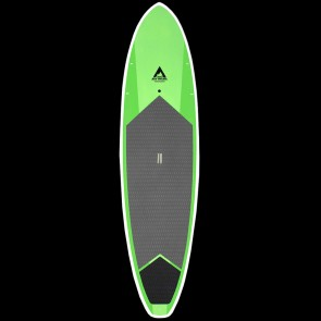 Global Surf Industries 10'6 Adventure All Rounder X1 SUP - Green