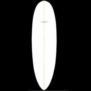 "Modern Surfboards - 6'4"" Love Child Surfboard - Clear"