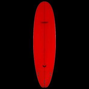 Global Surf Industries - 7'0'' Modern Blackbird Surfboard - Red