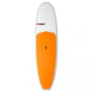 Global Surf Industries Surfboards - 10'2 NSP Elements SUP - White/Orange