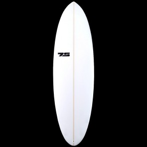 Global Surf Industries - 6'0'' 7S Cog PE Surfboard - Clear