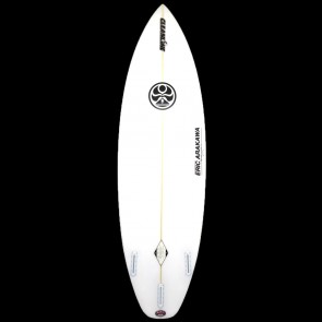 Hawaiian Island Creations 5'11'' Arakawa Hobbit Surfboard