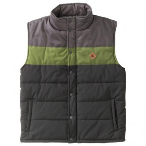 HippyTree Lodge Vest - Charcoal