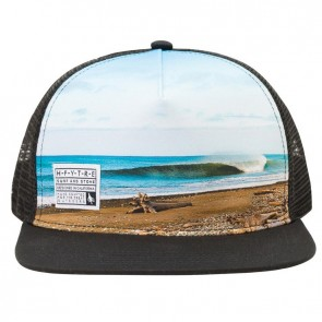 HippyTree Driftwood Hat - Black