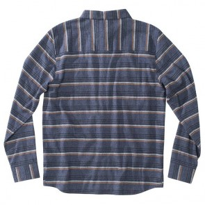 HippyTree Barley Flannel - Navy