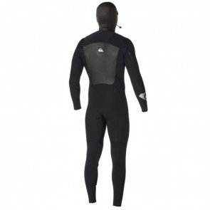 Quiksilver Syncro 5/4/3 Hooded Chest Zip Wetsuit - 2014