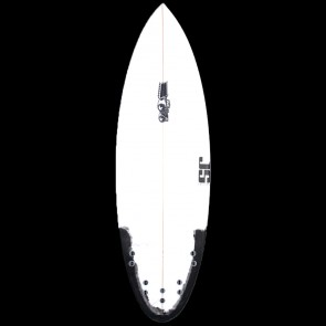 JS Surfboards Blak Box 2 Round Tail Surfboard