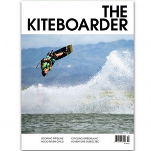 The Kiteboarder Magazine - Volume 11 Number 3