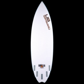 Lib Tech Surfboard - 6'2