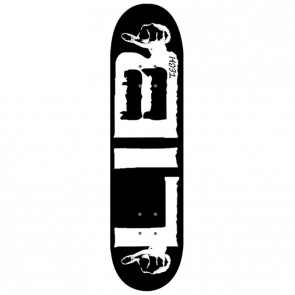 Lib Tech Skateboards - Lib White Logo Deck