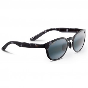 Maui Jim Women's Keanae Sunglasses - Black/Grey Tortoise/Neutral Grey