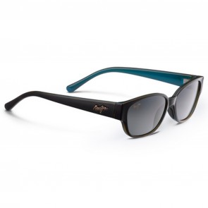 Maui Jim Women's Anini Beach Sunglasses - Tortoise/Peacock Blue/Neutral Grey