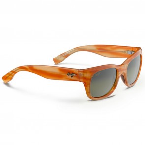 Maui Jim Kahoma Sunglasses - Honey Tortoise/HCL Bronze