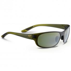 Maui Jim Twin Falls Sunglasses - Olive Fade/Maui HT