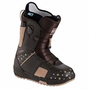 Burton Women's Mint Boots - Brown/Tan