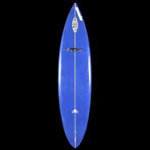 "TVS Fibercraft Surfboards - 6'10"" Slot Machine"