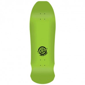 Santa Cruz Skateboards - Roskopp Face Green Deck