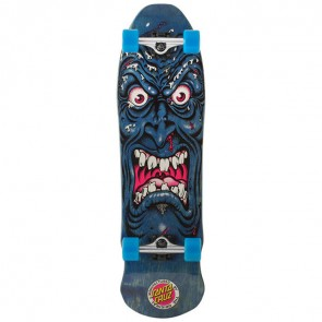 Santa Cruz Monster Rob Face Blue Cruzer Complete