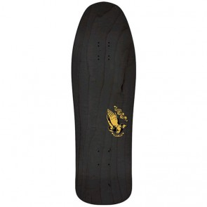 Santa Cruz Skateboards - Jessee Guadalupe Black N Gold Deck