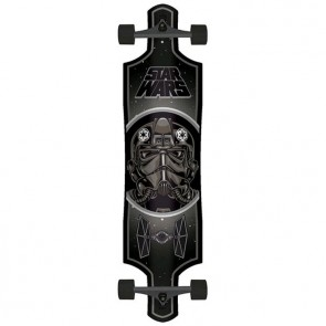 Santa Cruz Star Wars Tie Fighter Cruzer Complete