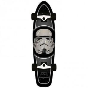 Santa Cruz Star Wars Stormtrooper Cruzer Complete