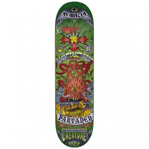 Creature Skateboards - Partanen 7 Deadly Sins Deck