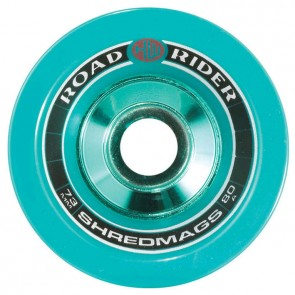 Road Rider - 73mm Shred Mags Wheels - Teal