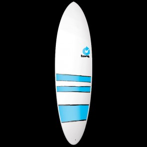 Torq Surfboards - 6'8'' Torq Mod Funboard - Blue Bands