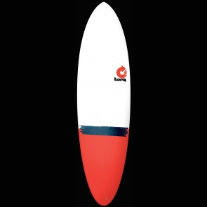 Torq Surfboards 6'8'' Torq Mod Funboard - Red Dip