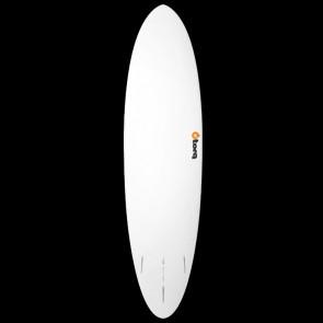 Torq Surfboards - 7'2'' Torq Mod Funboard - Pinline