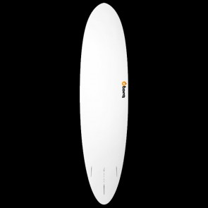 Torq Surfboards - 7'6'' Torq Mod Funboard - Pinline