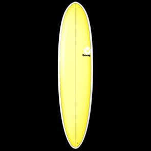 Torq Surfboards - 7'6'' Torq Mod Funboard - Yellow